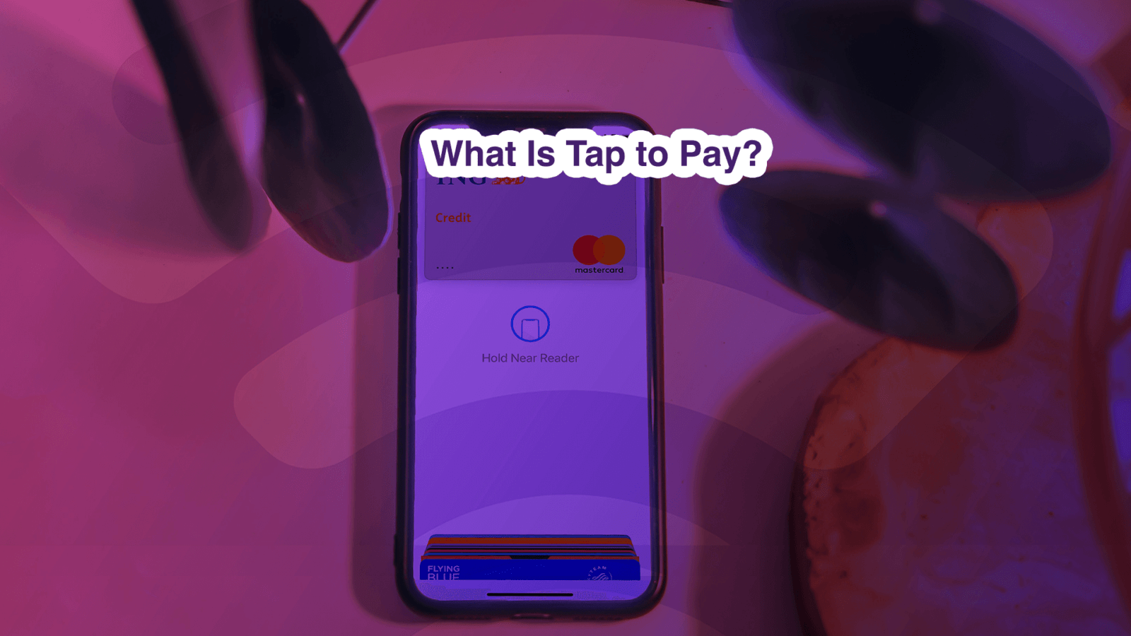 What is tap to pay?
